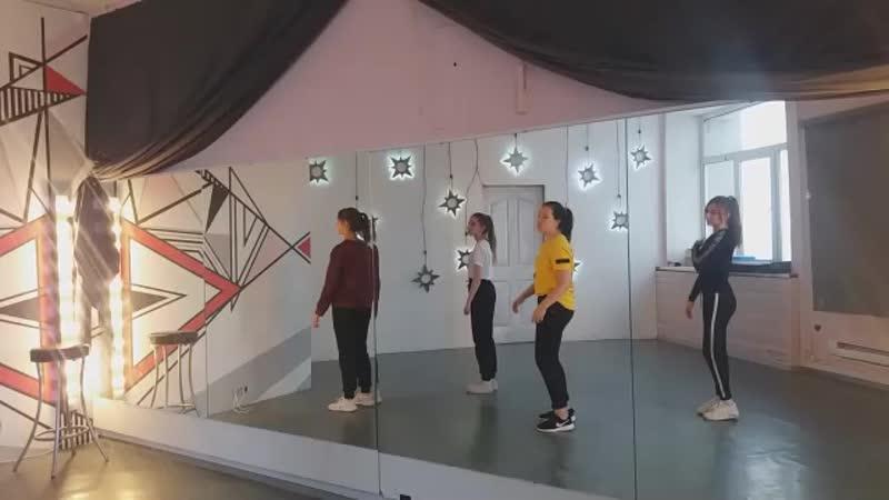 тренировка 4minute – Crazy