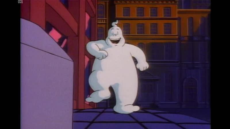 Настоящие охотники за привидениями The Real Ghostbusters Сезон 1 Эпизод 13 VHS