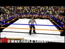 WWE NXT CWC CHAMPIONSHIP three way match