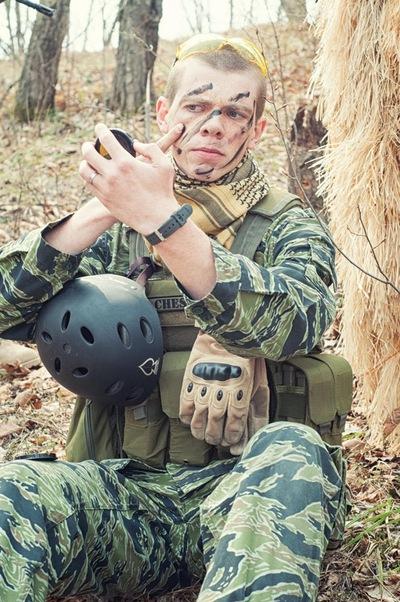 Сергей Цеплый, 29 октября , Хабаровск, id38436789