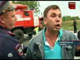 Пьяное быдло на дороге - 2 трупа