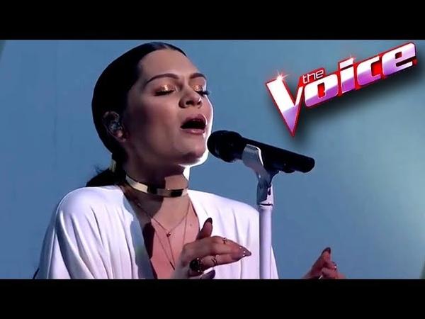 Jessie J Ellie Drennan Halo By Beyonce The Voice Australia