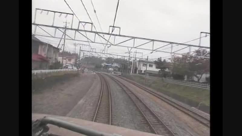 JR Shinetsu. Nagano- Takasaki