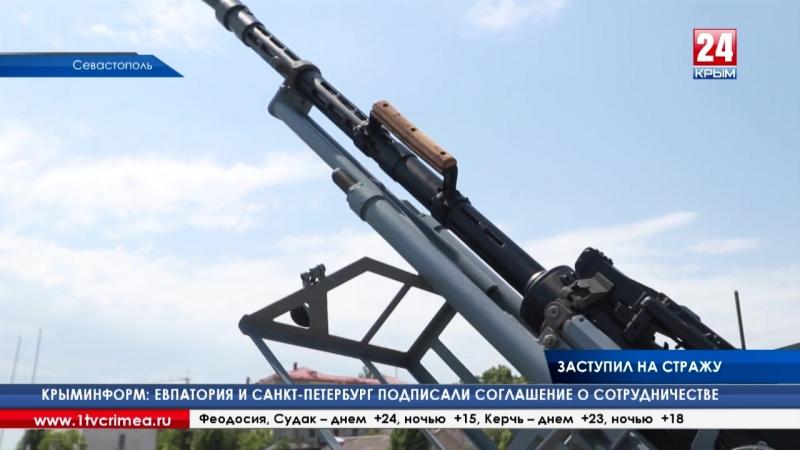 На Черноморском флоте - пополнение. Новый малый ракетный корабль «Вышний Волочёк» вошёл в состав 41-ой бригады ракетных катеров » Freewka.com - Смотреть онлайн в хорощем качестве
