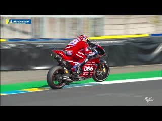 Motogp 2019. french gp best moments