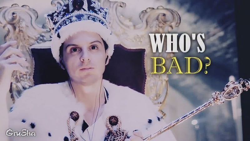 Jim moriarty || who's bad?