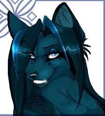 аниме волки картинки демоны