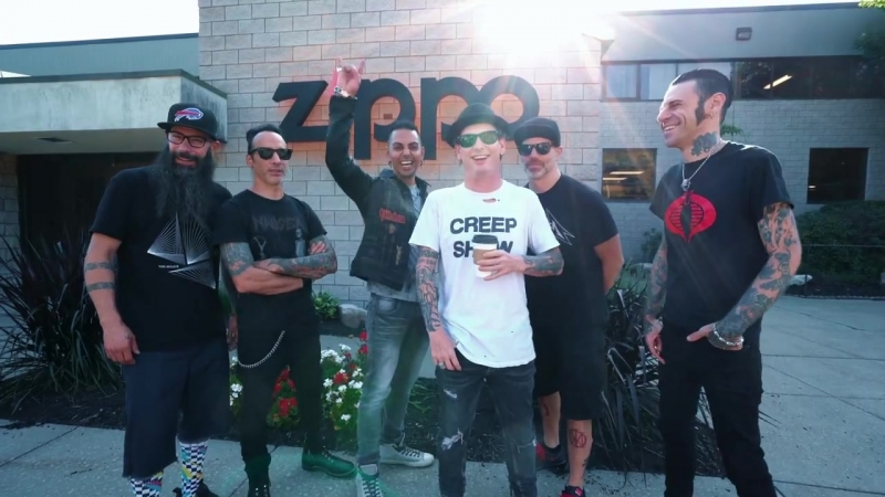 Stone Sour Zippo Encore Factory