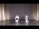 Танец Потолок ледяной, гр. Ангелочки, ансамбль Мозайка