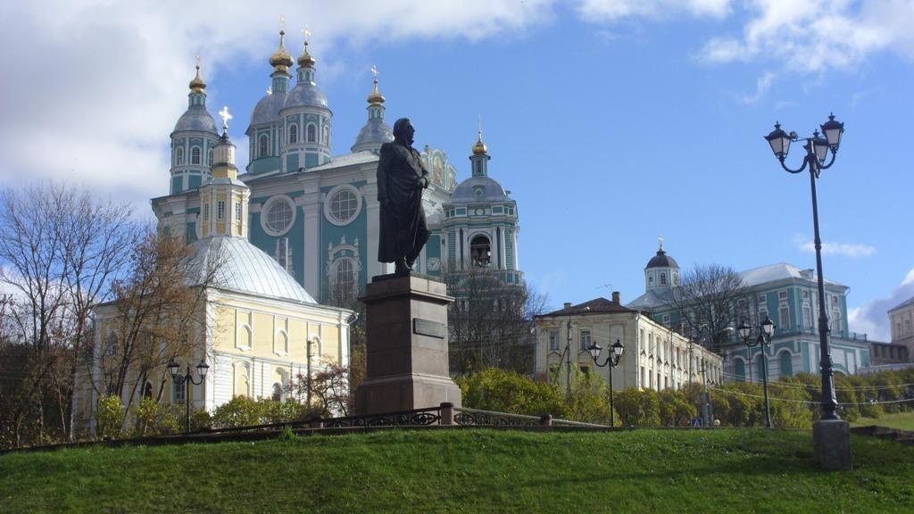 Блог им. temazarodinu: Смоленск 2014. О гонке, о городе.