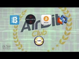 Биткоин клуб   AirBit - Bitcoin club Airbit
