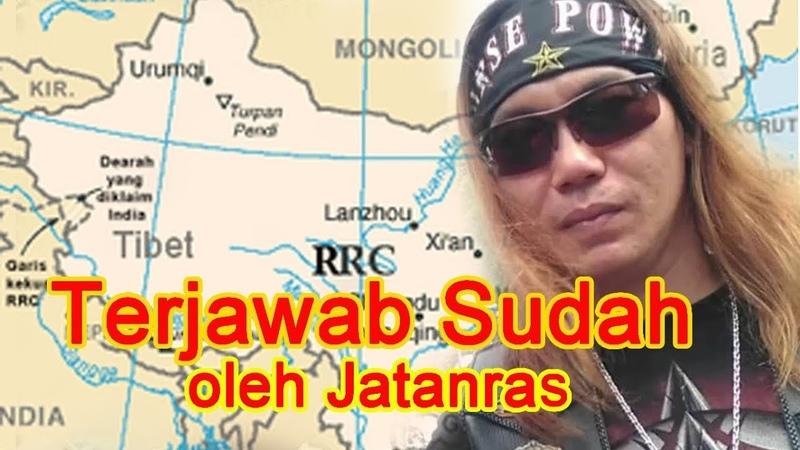 VIRAL !! Indonesia Negara Bagian RRC Terjawab Sudah
