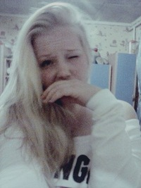 Марина Стопкина, 27 марта 1999, Канск, id209615682