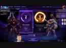Arachnidius - Лига легенд Heroes of the Storm (08.11.2018)