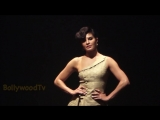 Jacqueline fernandez stunning Ramp Walk Lakme Fashion Week 2018