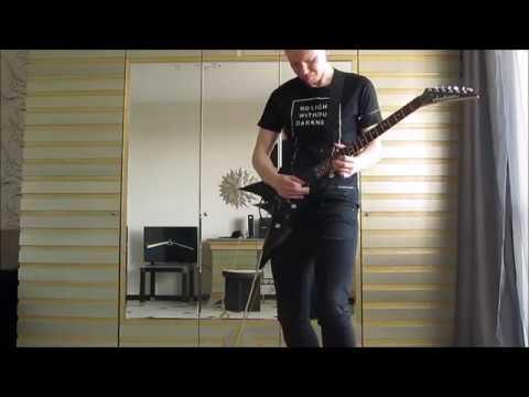 Alexandr Ivanushkin - Comfortably Numb (Pink Floyd) solo cover