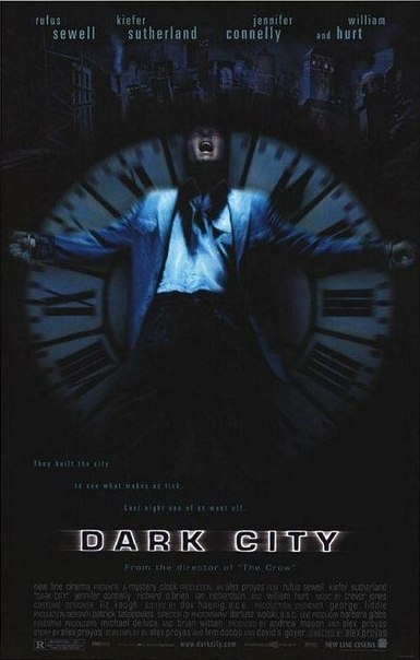 Ver Dark City (1998) Online