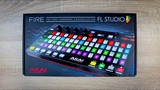 FL Studio FIRE by AKAI Unboxing and Review (First Look)