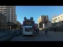 Испания: Барселона, типичный спальный район ))