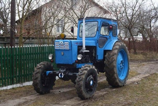 Продажа бу тракторов мтз с фото по белгородской области