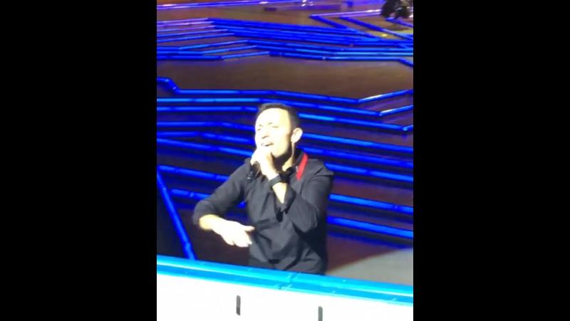 Mustafa Sandal - Türkmenistan'da (16.12.2016)