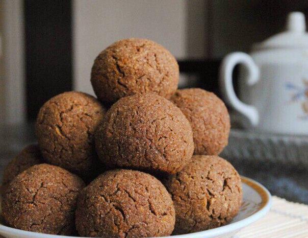 Печенье с гречневой мукой рецепты