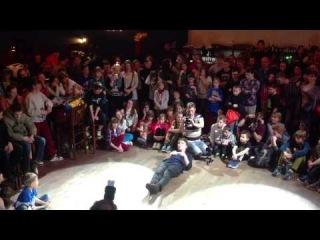 YOLKA 2013 | HIP HOP | Дима Сумароков - судейский выход