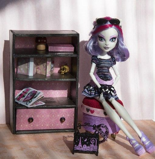 Фото как сделать вещи для кукол барби