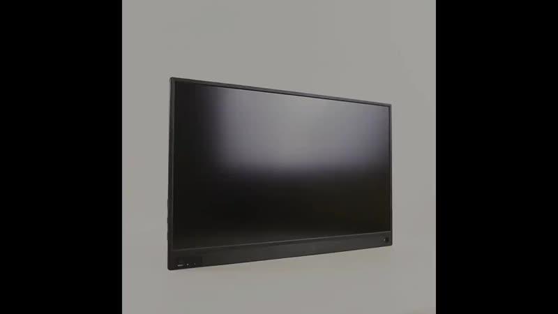 Интернет-магазин Ультратонкий 15 6 дюйма узкий Пограничный экран 1080 p ips.mp4