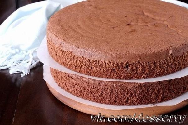 Шоколадный торт с малиновым и лимонным кремом