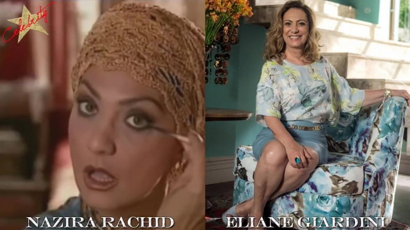 O Clone _ El Clon - Brazilian Actresses - Then And Now - Compilation 2018
