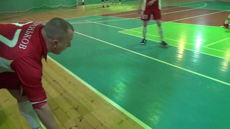 ФК «Росгвардия» - ФК «Импульс СПЗ» - 1 тайм