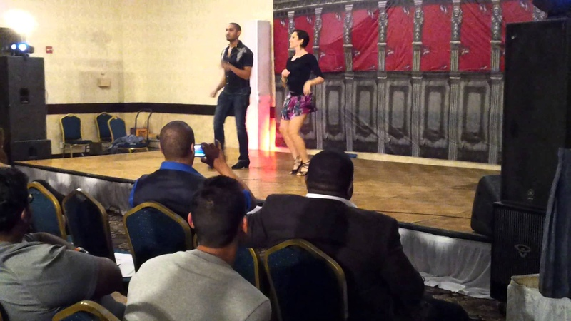 Jay Stylz Tate Bloomquist getting Sexy at the Dallas Bachata Festival 2012! Salsa lessons dallas,