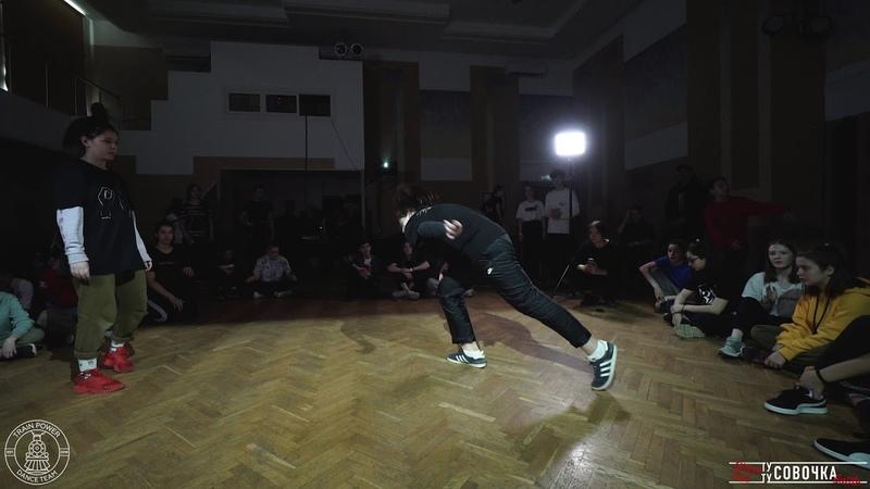HIP HOP STUDENTS 1 8 Аннушка vs Миронова
