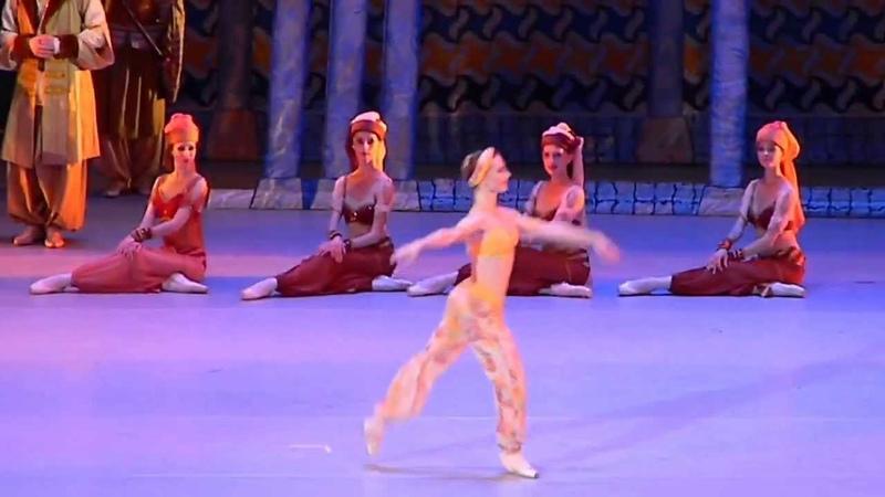 Корсар . Кремлевский балет.