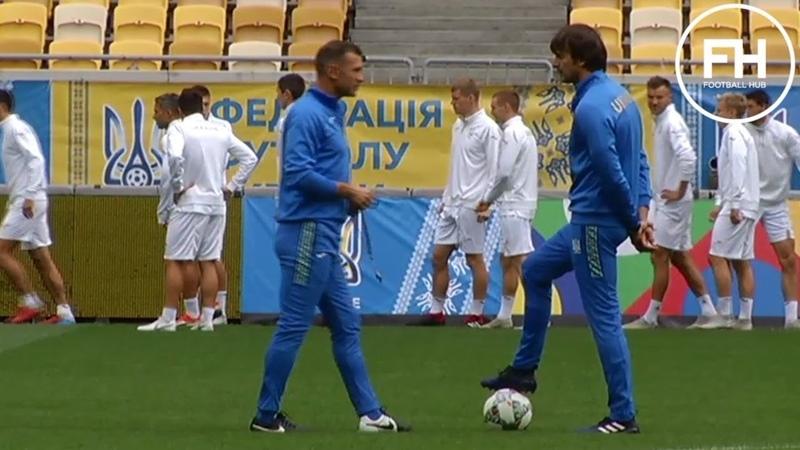 Україна - Словаччина. Все найцікавіше перед матчем