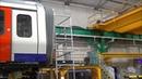 Производство поездов S Stock