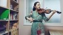 스즈키3권 바흐 가보트 사단조 바이올린 레슨 강사 김민정 기초 바이올린 배 50