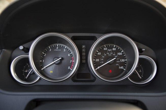 Спидометр  Mazda CX-9 2013
