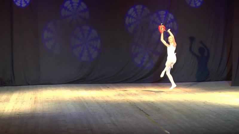 Тарантелла Танцбург Отчетный концерт 2018