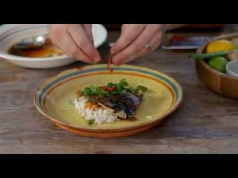 Скумбрия по-азиатски. Рыбный ужин с Джейми Оливером.