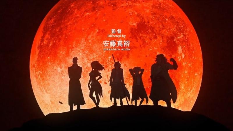 Tenrou Sirius the Jaeger OP Opening Sirius by Kishida Kyoudan The Akeboshi Rockets