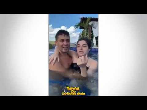 Carlinhos Maia e Gkay contam como foi seu primeiro encontro