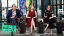Jessica Chastain, Michael Greyeyes Susanna White Speak On Their New Film, Woman Walks Ahead