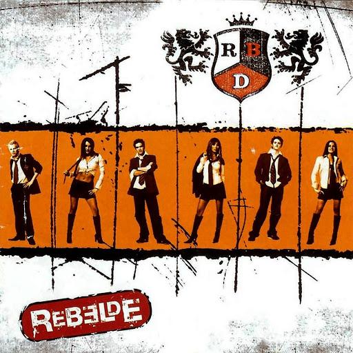 RBD альбом Rebelde