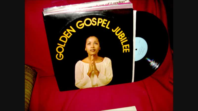 "Hell Understand And Say Well Done (Vinyl LP) - The Davis Sisters,_""Golden Gospel Jubilee_"""