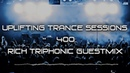 Uplifting Trance Sessions EP 400 Rich Triphonic Guestmix