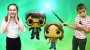 Тайны Гарри Поттера. Видео для детей. Путешествие в Хогвартс