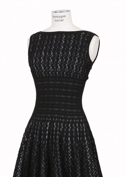 осинка вязание крючком платья схемы