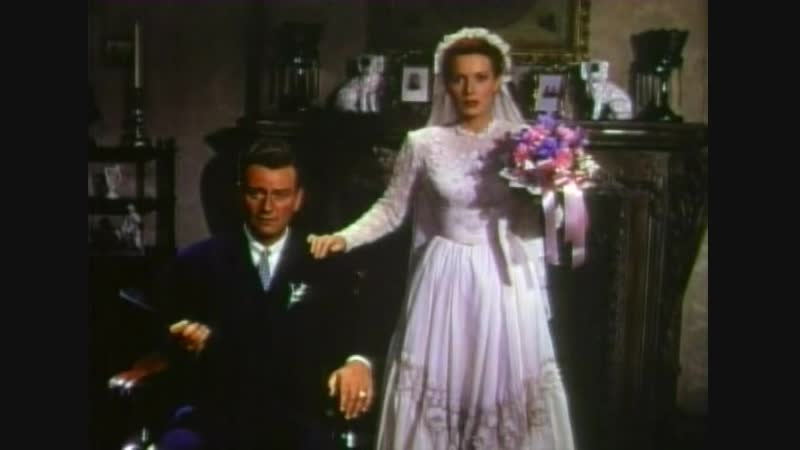 ТИХИЙ ЧЕЛОВЕК (1952) - мелодрама, комедия. Джон Форд